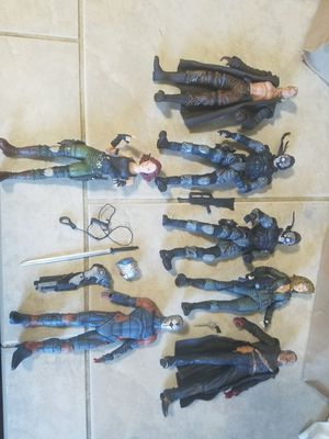 McFarlane Metal Gear Solid action figure lot for Sale in Newberg, OR