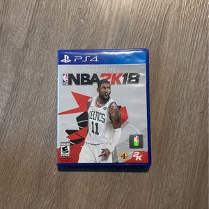 NBA2K18 PS4 for Sale in Waxahachie, TX