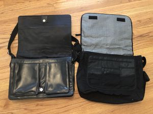Messenger Bags (sold separately) for Sale in Shelton, CT