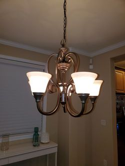 5 Lamps Chandelier for Sale in Bellevue,  WA