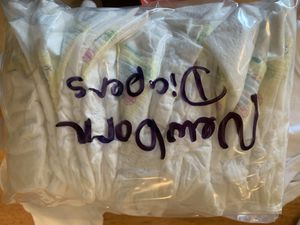 15 newborn diapers for Sale in Canonsburg, PA