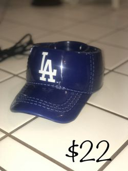 Scentsy Dodgers Warmer - No Lid for Sale in Bakersfield,  CA