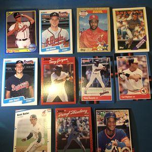 Baseball Card Small Lot for Sale in Fontana, CA