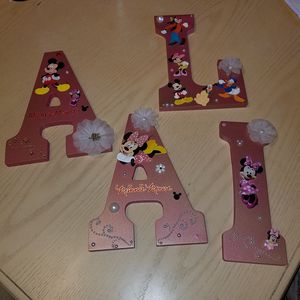 Personalized letters for Sale in Orlando, FL