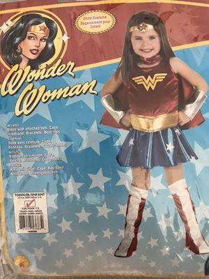 Wonder Woman costume for Sale in Davie, FL