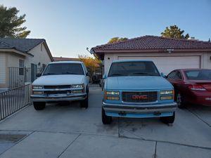 Parts trucks for Sale in Las Vegas, NV