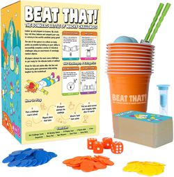 Beat That! - The Bonkers Battle of Wacky Challenges [Family Party Game for Kids & Adults] for Sale in Los Angeles,  CA