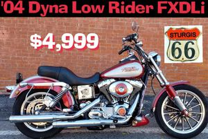 Harley Davidson Dyna Low Rider for Sale in O'Fallon, MO