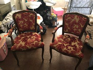 Antique chairs for Sale in Gaithersburg, MD