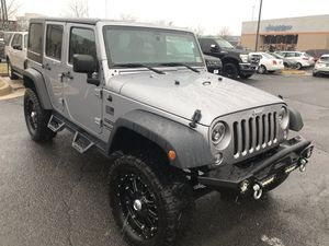 2016 Jeep Wrangler Unlimited Sport Hard Top 4WD with 23,280 miles for $28,446. for Sale in Fairfax, VA