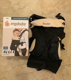 Ergobaby 360 Baby Carrier for Sale in Irvine, CA