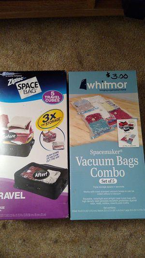 Vacuum bags for Sale in Mesa, AZ