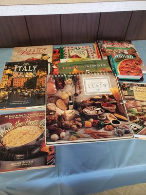 Italian cookbooks, etc for Sale in Ocean Pines, MD