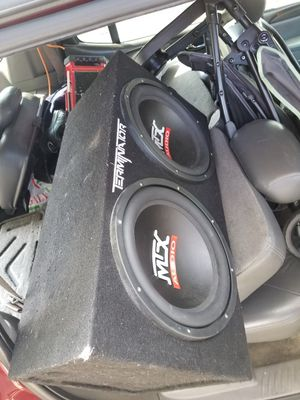 12 inch speakers for Sale in The Bronx, NY
