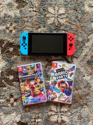 New Nintendo Switch for Sale in Seattle, WA