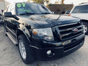 2007 Ford Expedition Limited for Sale in Whittier, CA