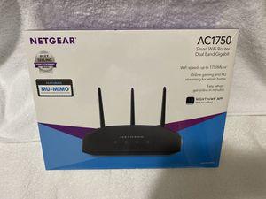 > BRAND NEW! > NETGEAR® AC1750 Smart WiFi Router / Dual Band Gigabit for Sale in Washington, DC