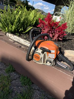 """Stihl MS211 18"""" Chainsaw for Sale in Seymour, CT"""