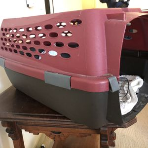 Small Dog Or Cat Crate for Sale in Seattle, WA