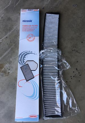 BMW E46 323i 325i 328i 330i M3 Cabin Air Filter OEM German NEW for Sale in San Diego, CA