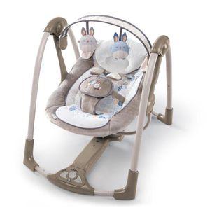 Ingenuity Power Adapt Portable Baby Infant Swing - Bingham Bunny - NIB for Sale in Aurora, CO
