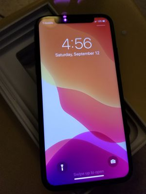 iPhone X 64GB Unlocked for Sale in Chandler, AZ