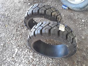 Fork lift tires for Sale in Roman Forest, TX