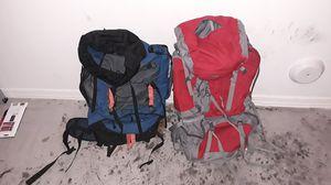 2 backpacking packs for Sale in Chandler, AZ