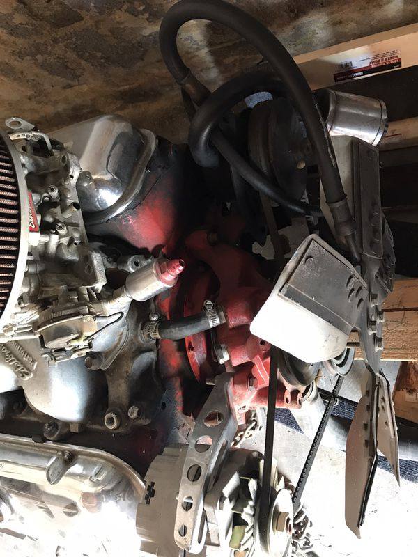 454 Big-Block Engine 400 Transmission
