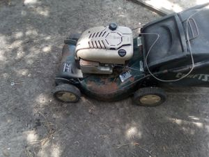 Two lawn mowers for Sale in Deer Park, TX
