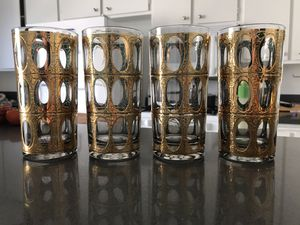 Culver Glass 22ct gold Collection for Sale in West Los Angeles, CA