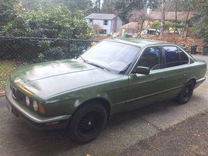 1993 BMW 525ia for Sale in Olympia, WA