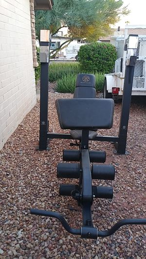 Gold's Gym Platinum weight bench for Sale in Tempe, AZ
