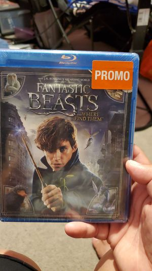 Fantastic Beasts and Where to Find Them for Sale in Merced, CA