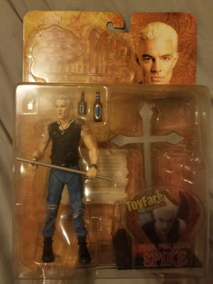 """Spike action figure """"Fool For Love"""" for Sale in San Diego, CA"""