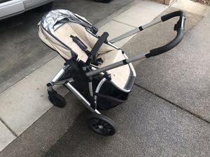Uppababy Stroller Vista Bassinet/Toddler Combo and More! for Sale in Portland, OR