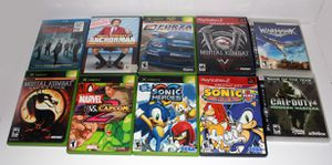 Game and movie pack for Sale in Richardson, TX