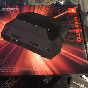 Jbl Amp for Sale in Visalia, CA
