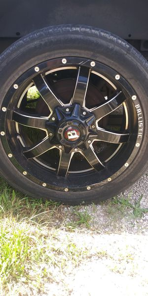 Rims and tires for Sale in Hutchinson, KS