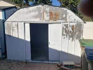 Aluminum shed for Sale in Claremont, CA