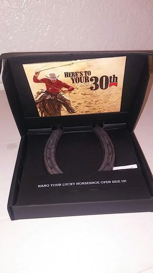 Horse shoe for Sale in Henderson, NV