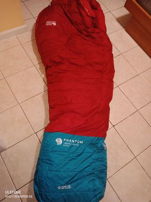 North Face Phantom minus -40 degree expedition sleeping bag NEW for Sale in Brooklyn, NY