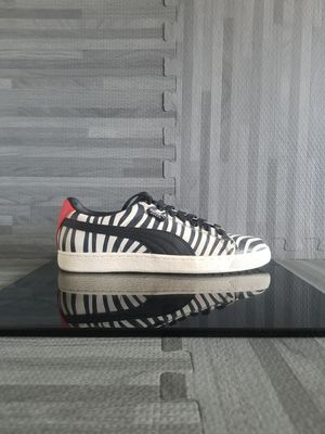 Puma x Paul Stanley Suede Zebra Deboss Print Men's Size 11 366288 01 for Sale in San Diego, CA