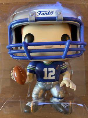 Freddy Funko Seattle Seahawks Funko Pop Vinyl Figure Toy for Sale in Seattle, WA