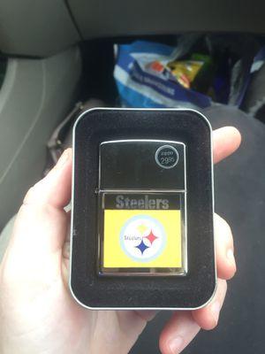 Steelers zippo for Sale in Berkeley Township, NJ