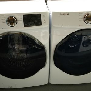 Samsung VRT STEAM Washer & Dryer **Like New** Warranty & Free Delivery for Sale in Columbus, GA