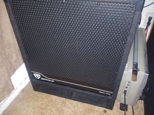 Rockville subwoofer and 12s speakers DJ, home audio for Sale in Madera, CA