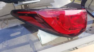 2016-2018 INFINITI QX60 LEFT SIDE TAIL LIGHT OEM for Sale in Anaheim, CA