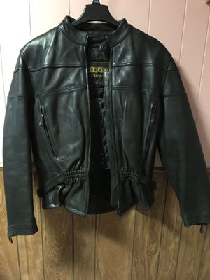 Women's leather motorcycle jacket for Sale in Blue Springs, MS