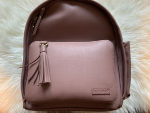 New Skip Hop Dusty Rose Simply Chic Backpack for Sale in Lakewood, CA